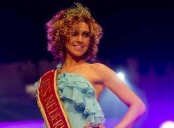 Miss Nederland Jacqueline Steenbeek